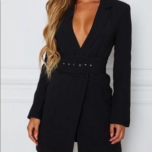 Join the club blazer dress
